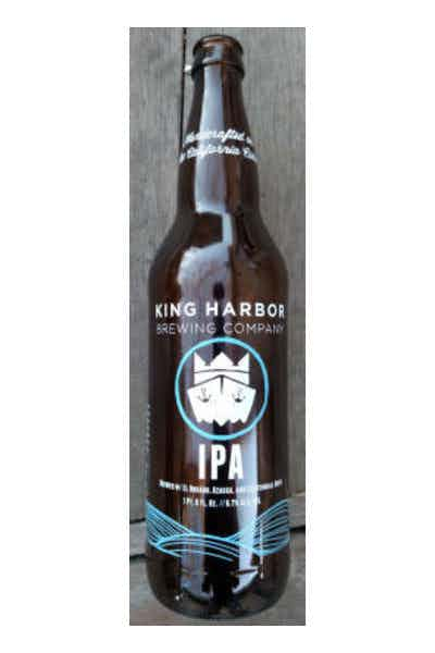 King Harbor Brewing IPA