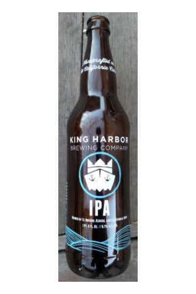 King Harbor Brewing IPA