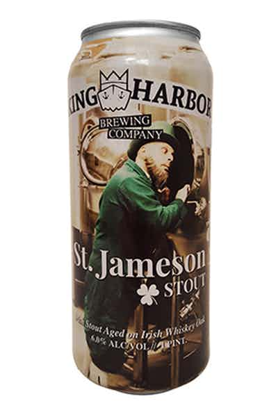 King Harbor St. Jameson Stout