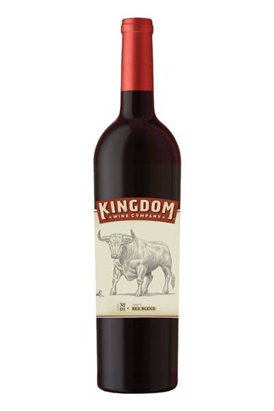 Kingdom Wine Red Blend