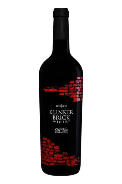 Klinker Brick Old Vine Zinfandel