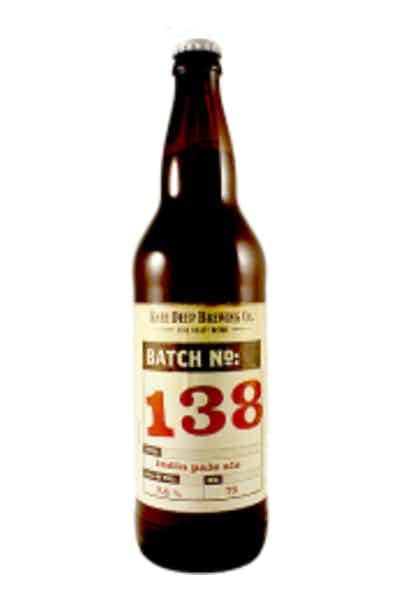 Knee Deep Batch 138 IPA