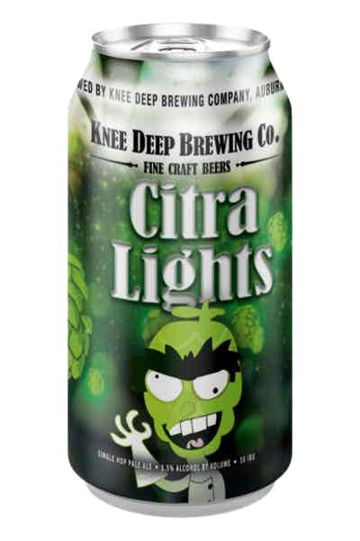 Knee Deep Citra Lights Pale Ale