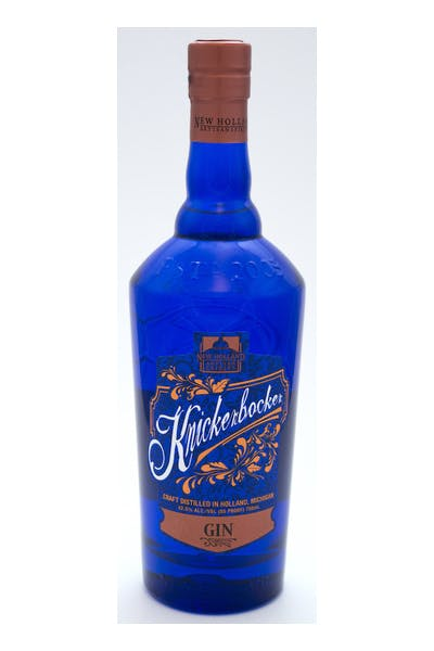 New Holland Knickerbocker Gin