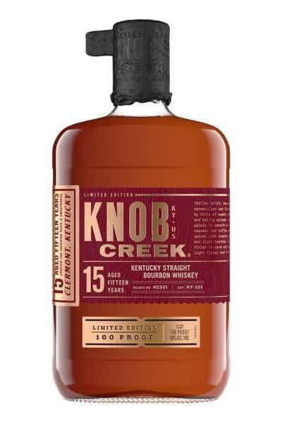 Knob Creek 15 Year Bourbon Whiskey