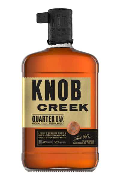 Knob Creek Quarter Oak Straight Bourbon