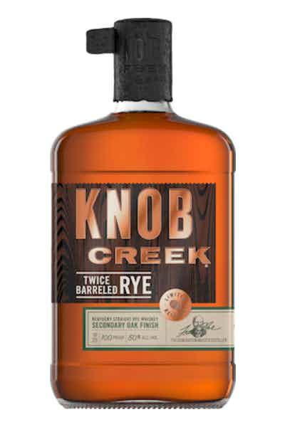 Knob Creek Twice Barreled Rye