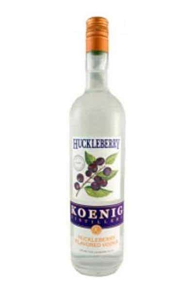 Koenig Huckleberry Vodka
