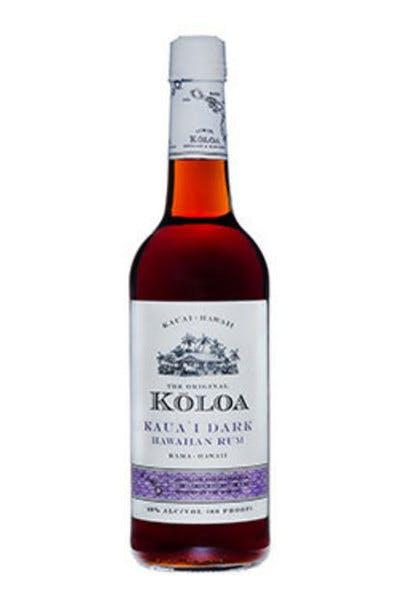 Koloa Dark Rum