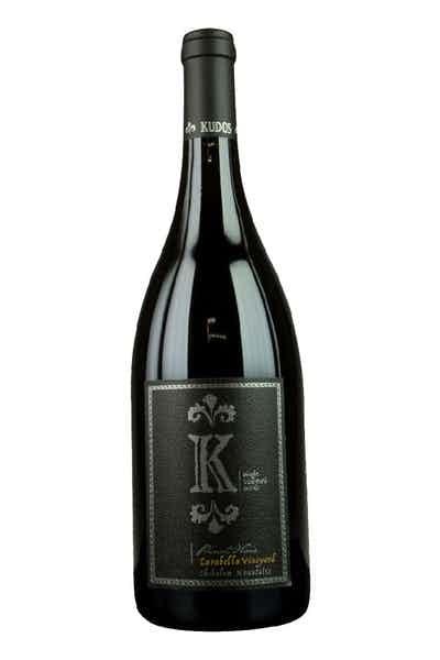 Kudos Pinot Noir Carbella Vineyard Chehalem Mountains