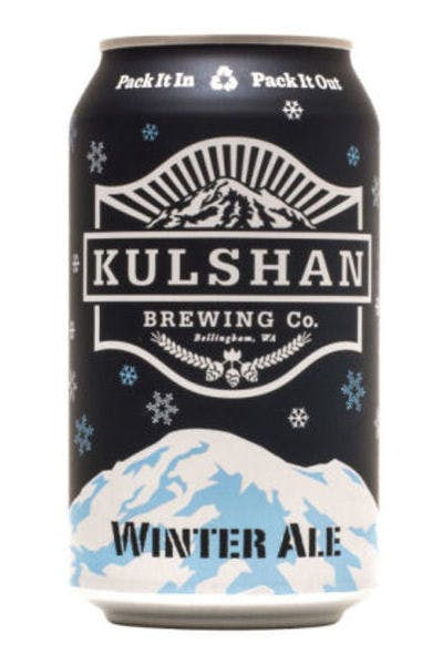 Kulshan Kitten Mittens Winter Ale