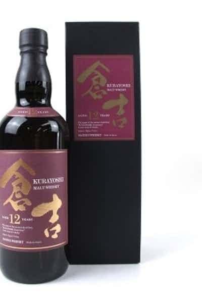 Kurayoshi 12 Year Old Malt Whiskey