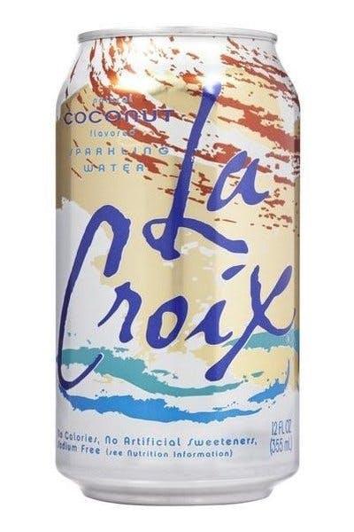 La Croix Coconut
