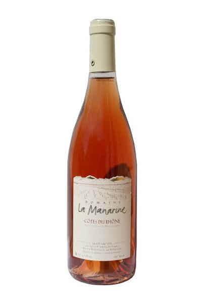 La Manarine 2016 Cotes Du Rhone Rose