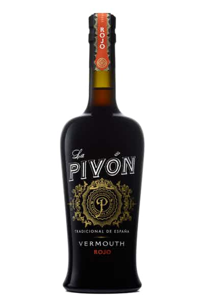 La Pivón Rojo Vermouth