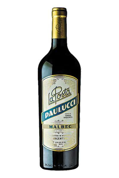 La Posta Angel Paulucci Vineyard Malbec