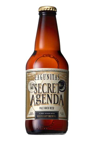 Lagunitas Secret Agenda Pale Bock