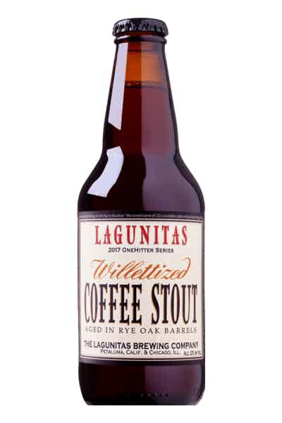 Lagunitas Willettized Coffee Stout