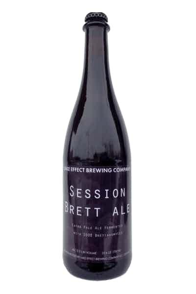 Lake Effect Brewing Session Brett Ale