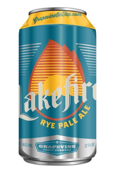 Lakefire Rye Pale Ale