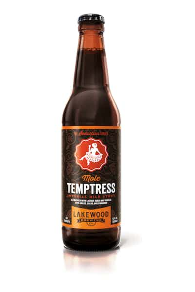 Lakewood Brewing Mole Temptress Bopper