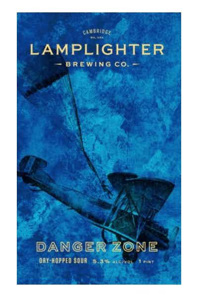 Lamplighter Danger Zone Dry Hopped Sour