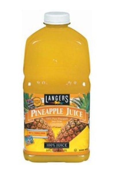 Langers Pineapple Juice