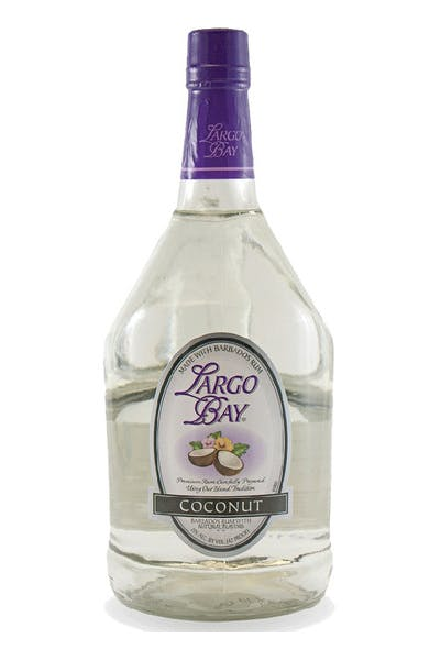 Largo Bay Coconut Rum