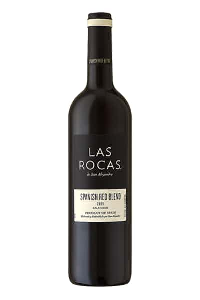 Las Rocas Spanish Red Blend