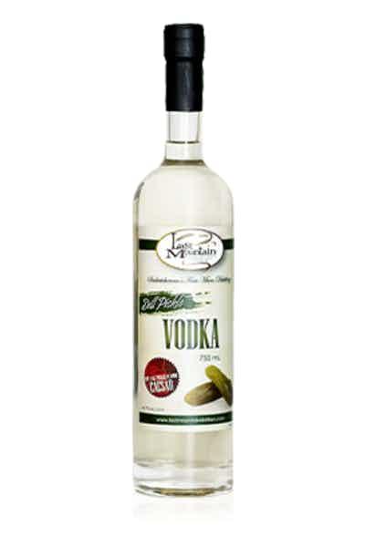 Last Mountain Dill Pickle Vodka