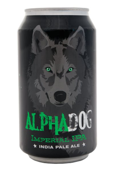 Laughing Dog Alpha Dog Imperial IPA