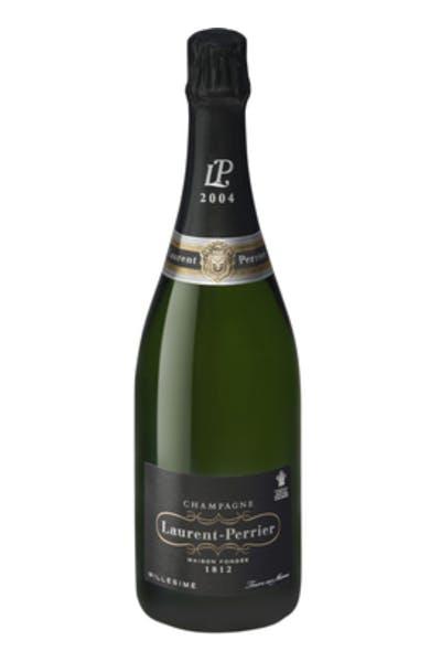 Laurent Perrier Vintage 2004 Champagne