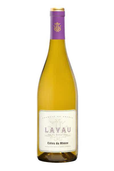 Lavau Côtes-du-Rhône Blanc