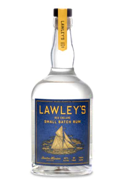 Lawley's Small Batch White Rum