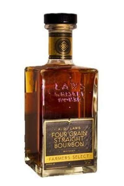 A.D. Laws Farmer Select Four Grain Bourbon