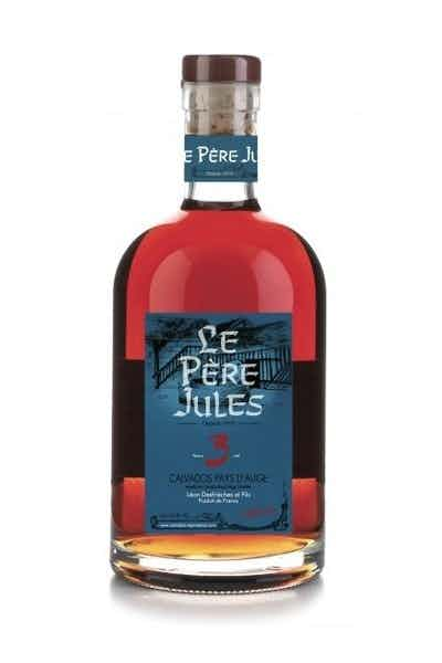 Le Pere Jules 3 Years Calvados