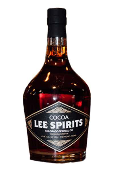 Lee's Spirits Cocoa Gin