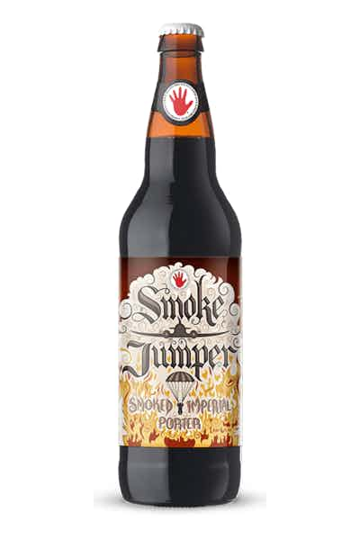 Left Hand Smokejumper Smoked Imperial Porter