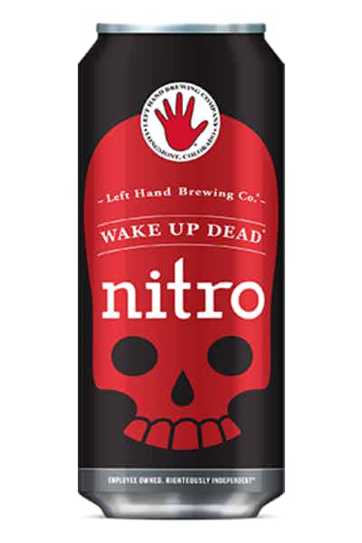 Left Hand Wake Up Dead Imperial Stout Nitro