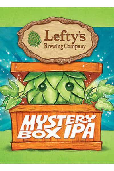 Lefty's Mystery Box IPA