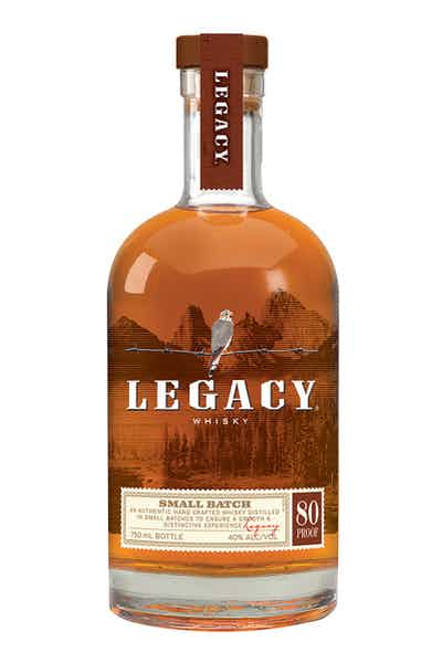 Legacy Canadian Whiskey