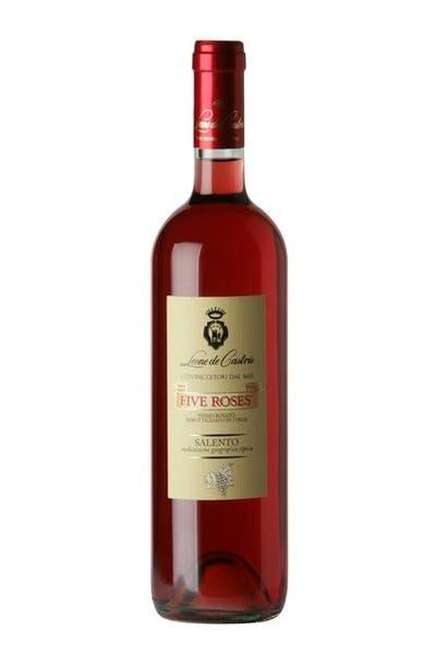 Leone de Castris Five Roses Rosado