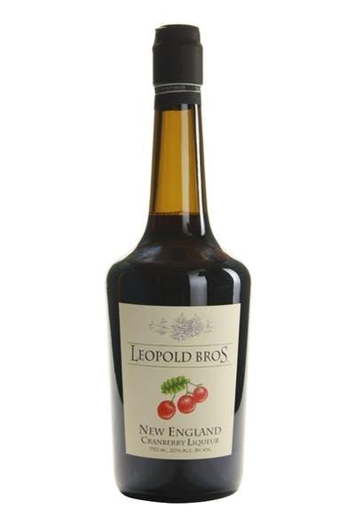 Leopold Bros New England Cranberry Liqueur