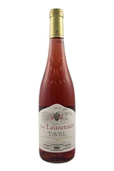 Les Lauzel Tavel Rosé