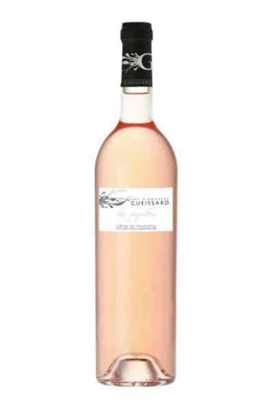 Les Vignobles Gueissard Cote De Provence Cuvee Papilles Rosé