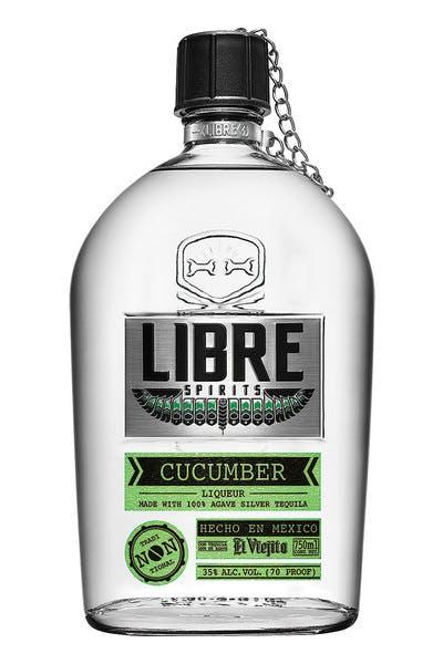 Libre Cucumber Tequila