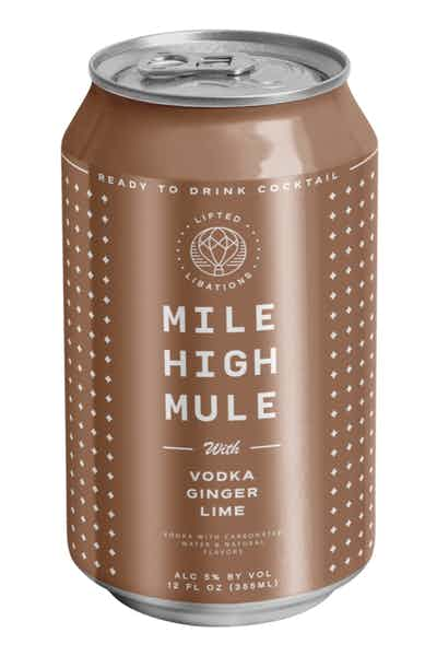Lifted Libations Mile High Mule