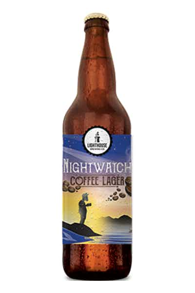 Lighthouse Nightwatch Coffee Lager