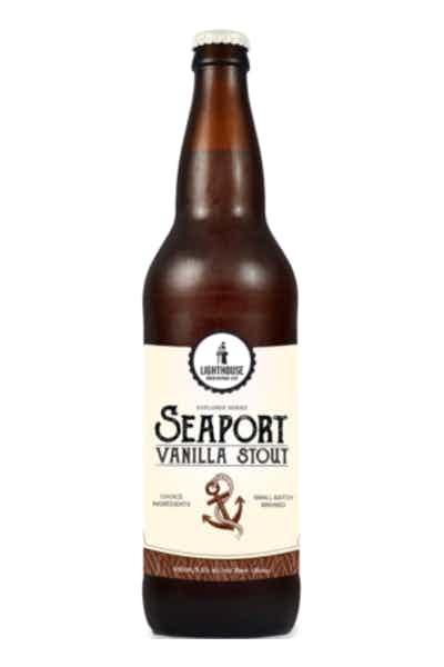 Lighthouse Seaport Vanilla Stout