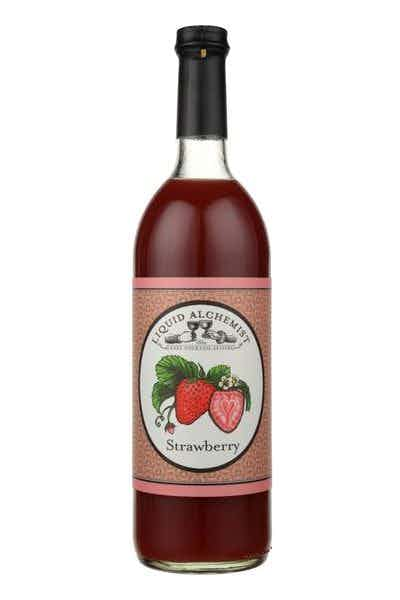 Liquid Alchemist Strawberry Syrup